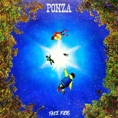 Ponza 'Free Kids' Vinyl Record