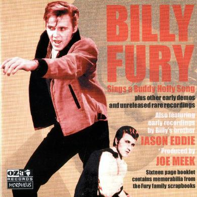 Billy Fury ‎'Sings A Buddy Holly Song'