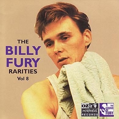 Billy Fury 'Rarities Vol. 8'