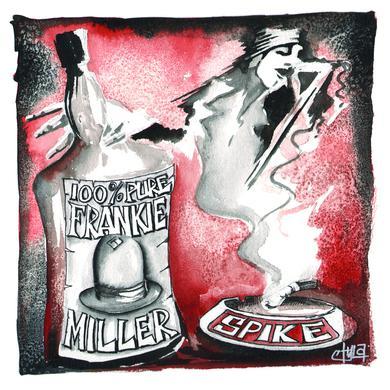 Spike '100% Pure Frankie Miller' Vinyl Record