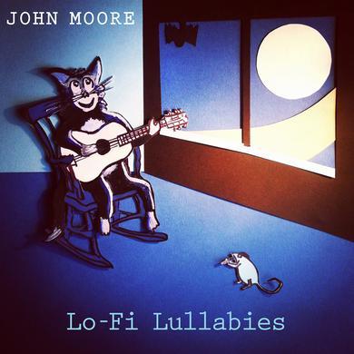 John Moore 'Lo-Fi Lullabies' Vinyl Record