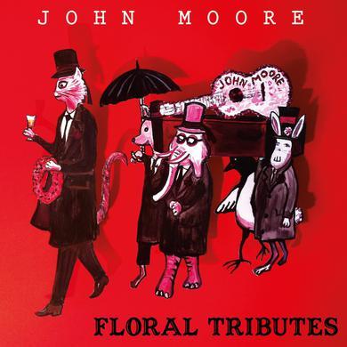 John Moore 'Floral Tributes' Vinyl Record