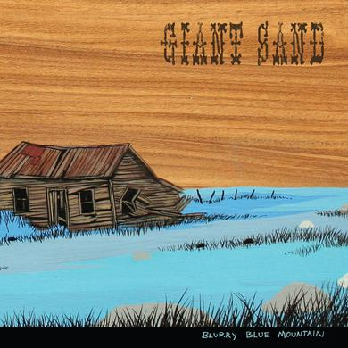 Giant Sand 'Blurry Blue Mountain' Vinyl Record