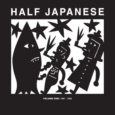 Half Japanese 'Volume 1: 1981-1985' Vinyl Record