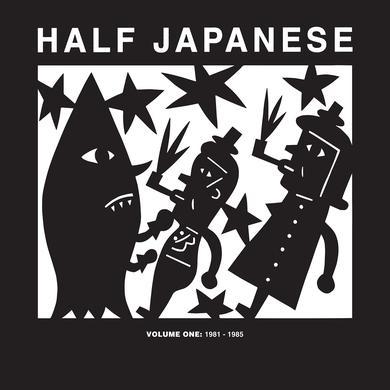 Half Japanese 'Volume 1: 1981-1985' Vinyl Record
