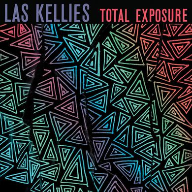 Las Kellies 'Total Exposure' Vinyl Record