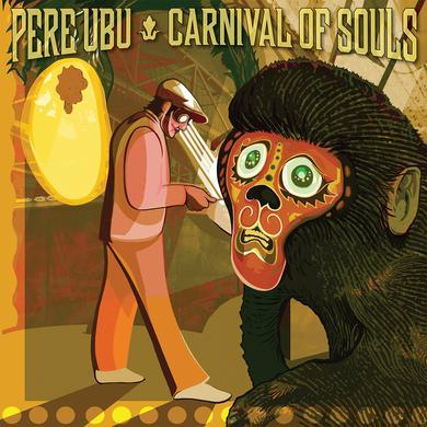 Pere Ubu 'Carnival Of Souls' Vinyl Record