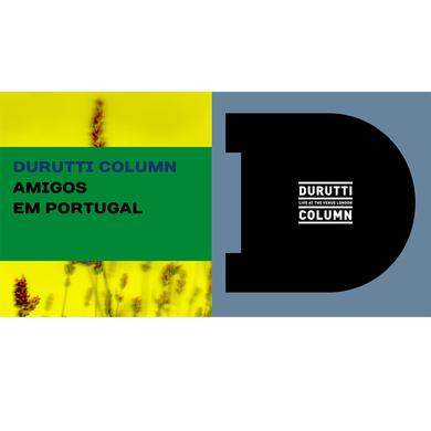 The Durutti Column 'Live At The Venue/Amigos Em Portugal' 2xLP Bundle Vinyl Record