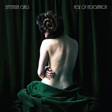 September Girls 'Age Of Indignation' Vinyl Record