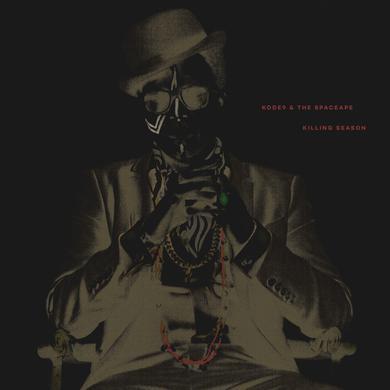Kode9 & The Spaceape 'Killing Season EP' Vinyl Record