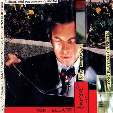 Tom Ellard 'Eighties Cheesecake' Vinyl Record
