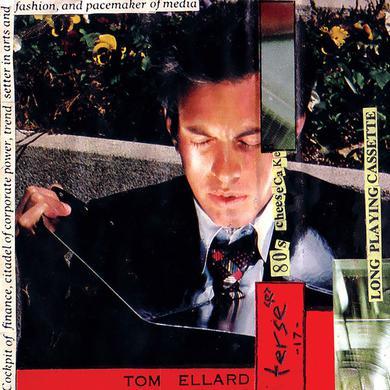 Tom Ellard 'Eighties Cheesecake' Vinyl Record