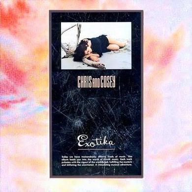 Chris & Cosey 'Exotika' Vinyl Record