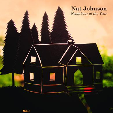 Nat Johnson 'Neighbour of the Year' Vinyl Record
