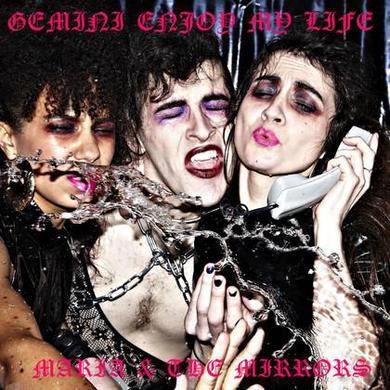 Maria & the Mirrors 'Gemini Enjoy My Life' Vinyl Record