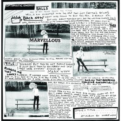Mark Wynn 'The Singles' Vinyl Record
