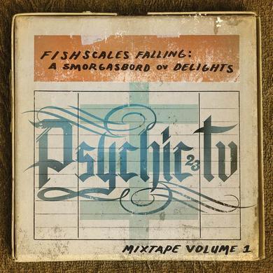 Psychic TV / PTV3 'Fishscales Falling: A Smorgabord of Delights-Mixtape Vol.1' Vinyl Record