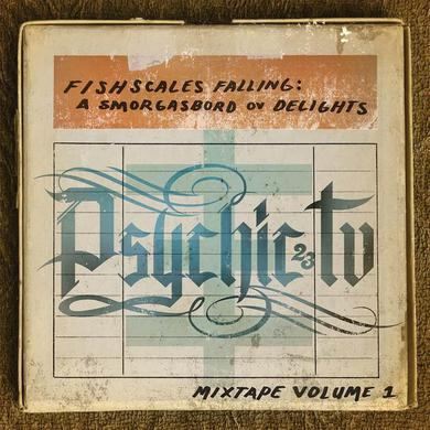 Psychic TV / PTV3 'Fishscales Falling: A Smorgabord of Delights-Mixtape Vol.1' Vinyl Record