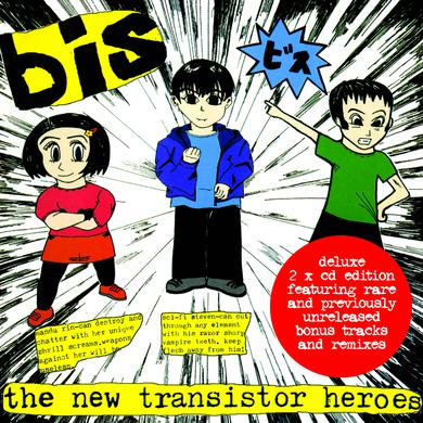 bis 'The New Transistor Heroes (Deluxe)'