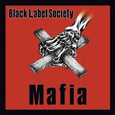 Black Label Society 'Mafia' Vinyl Record