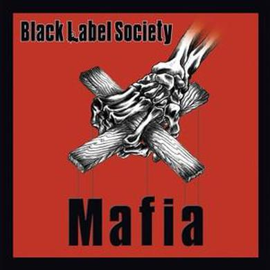 Black Label Society 'Mafia' Vinyl Record