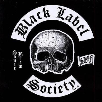 Black Label Society 'Sonic Brew' Vinyl Record