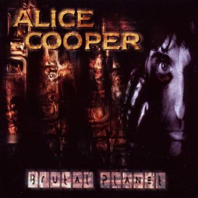 Alice Cooper 'Brutal Planet' Vinyl Record