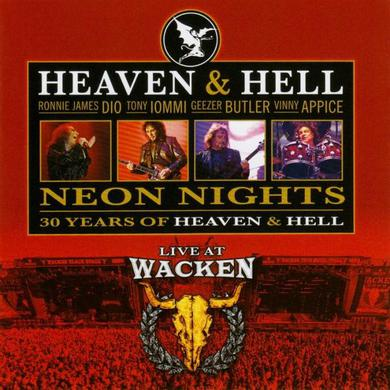Heaven & Hell 'Neon Nights (Live At Wacken 2009)' Vinyl Record