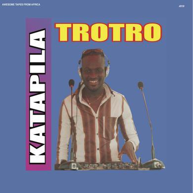 DJ Katapila 'Trotro' Vinyl Record