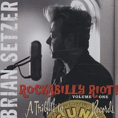 Brian Setzer 'Rockabilly Riot Vol. 1 Tribute To Sun Records'