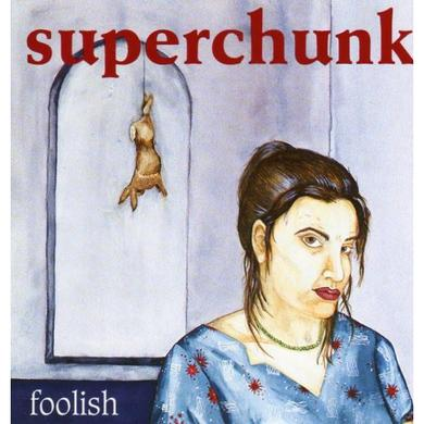 Superchunk 'Foolish' Vinyl Record