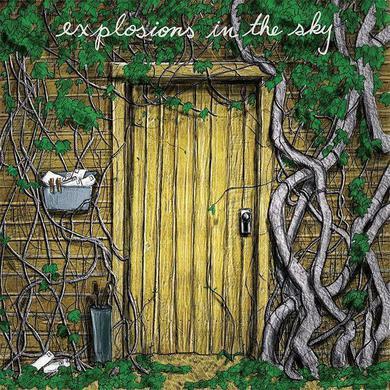 Explosions In The Sky 'Take Care, Take Care, Take Care' Vinyl Record