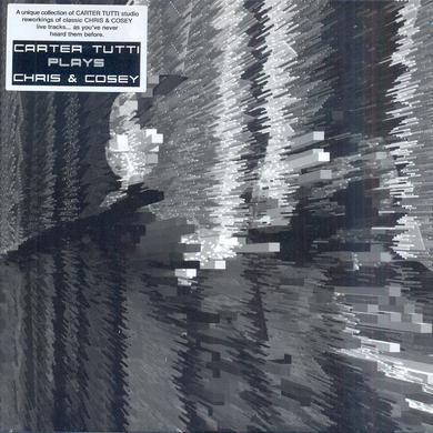 Carter Tutti 'Carter Tutti Plays Chris & Cosey' Vinyl Record