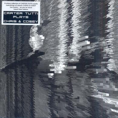 Carter Tutti 'Carter Tutti Plays Chris & Cosey' Vinyl Record
