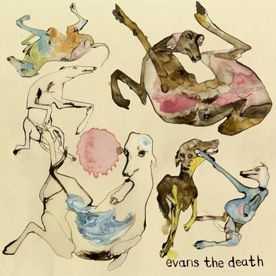 Evans The Death 'Expect Delays' Vinyl Record