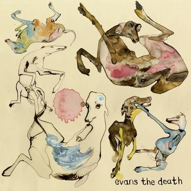 Evans The Death 'Expect Delays' Vinyl Record