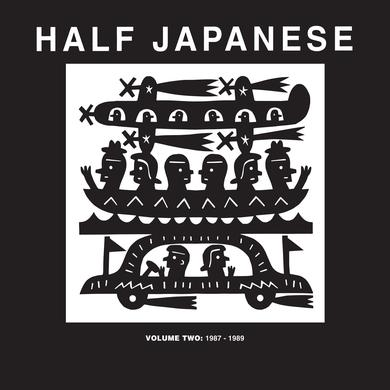 Half Japanese 'Volume 2 : 1987-1989' Vinyl Record