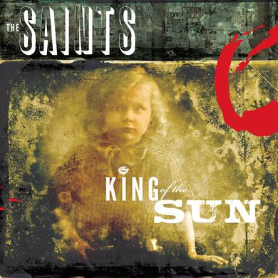The Saints 'King of the Sun / King of the Midnight Sun' Vinyl Record