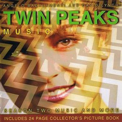 Angelo Badalamenti And David Lynch ‎'Twin Peaks Season Two Music And More'