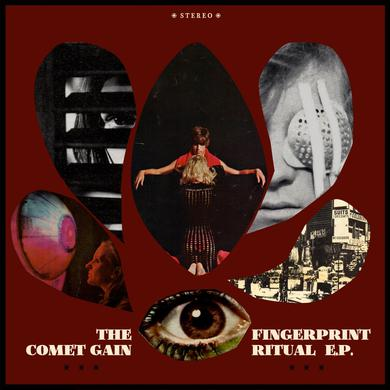 Comet Gain 'Fingerprint Ritual' Vinyl Record