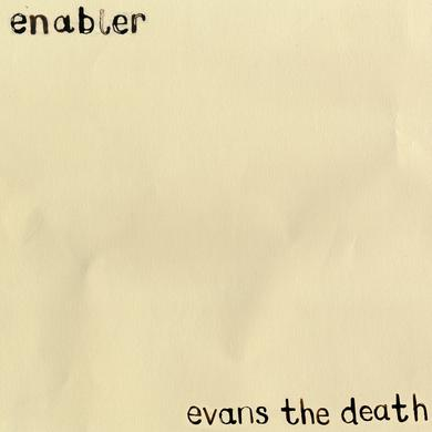 Evans The Death 'Enabler' Vinyl Record