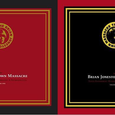 The Brian Jonestown Massacre 'Tepid Peppermint in Wonderland Vol.1 and 2 BUNDLE' Vinyl Record