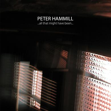 Peter Hammill '...All That Might Have Been...Signed by Peter Hammill' Vinyl Record