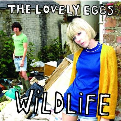 The Lovely Eggs 'Wildlife' Vinyl Record