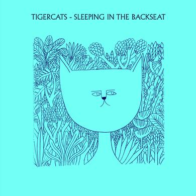 Tigercats 'Sleeping In The Backseat' Vinyl Record