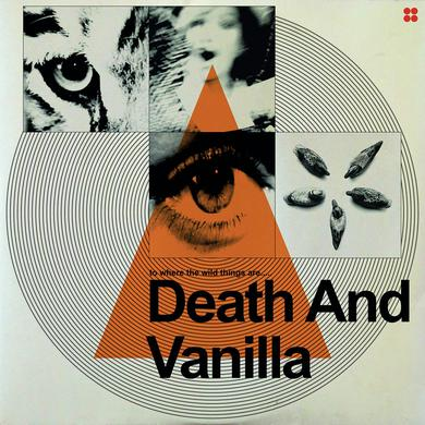 Death and Vanilla 'To Where the Wild Things Are' Vinyl Record
