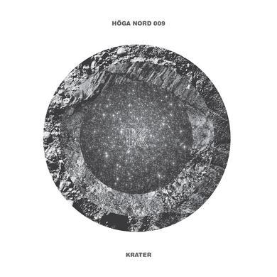 """Krater 'Labyrint/Felix Culpa' Vinyl 7"""" Vinyl Record"""
