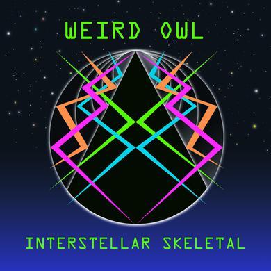Weird Owl 'Interstellar Skeletal' Vinyl Record