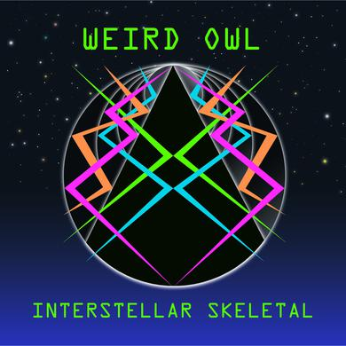 Weird Owl 'Interstellar Skeletal' Vinyl Record