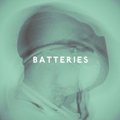 Batteries 'Batteries' Vinyl Record